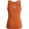 Black Diamond W's Placement S/S Tank Dawn